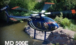 MD Helicopters - 500E Helicopter