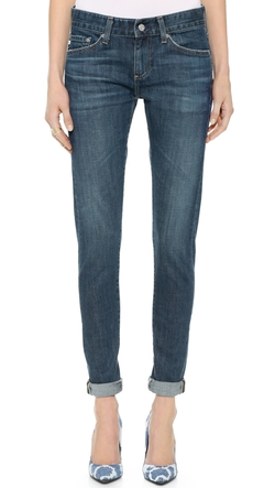 AG  - The Nikki Relaxed Skinny Jeans