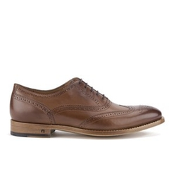 Paul Smith Shoes - Christo Leather Brogue Shoes