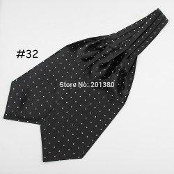 Ali Express - Polka Dot Microfiber Cravat Neck Tie