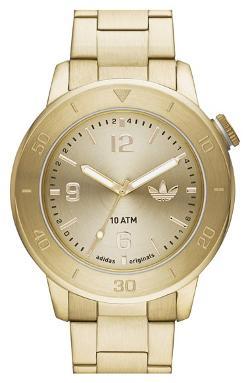 Adidas Originals  - Manchester Round Bracelet Watch