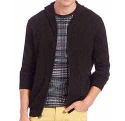 Saks Fifth Avenue Collection - Full Zip Hoodie
