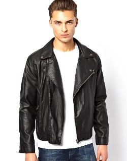 Barney  - Biker Jacket