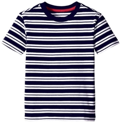 Scout + Ro - Short Sleeve Stripe T-Shirt