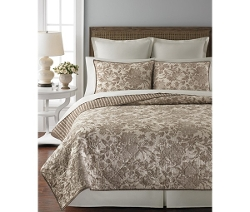 Martha Stewart Collection  - Heirloom Toile Quilts