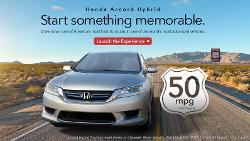 Honda - Accord Hybrid