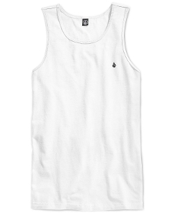 Volcom - Solid Staple Tank Top