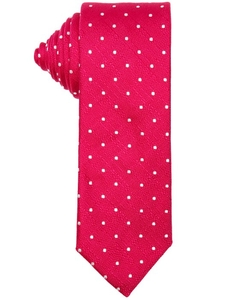 Canali - Polka Dot Patterned Silk Tie