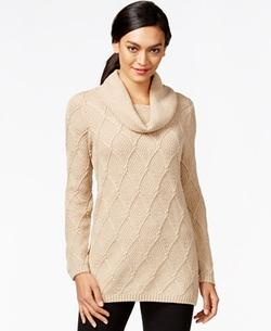 Jeanne Pierre - Cowl-Neck Sweater