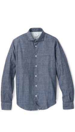 Hartford  - Japanese Chambray Shirt