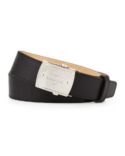 Loewe - Bruce Logo-Plaque Belt