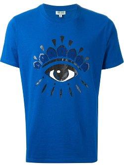 Kenzo - Eye Print T-shirt