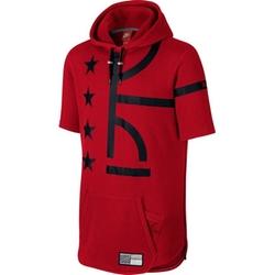 Nike - Short Sleeve Hoodie