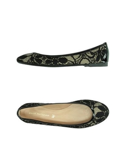 Sweet Ballerina - Lace Ballet Flat Shoes