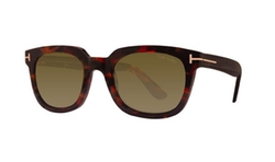 Tom Ford  - Tortoise Campbell Sunglasses