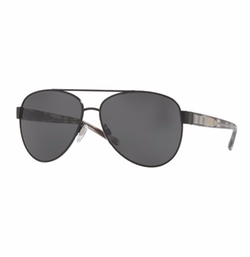 Burberry  - Monochromatic Aviator Sunglasses