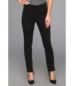 Jag Jeans  - Amelia Pull-On Slim Ankle Heritage Twill Pants