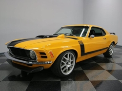 Ford - 1970 Mustang Coupe