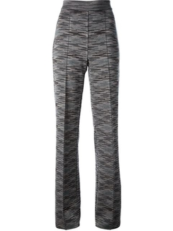 M Missoni   - High Waist Trousers