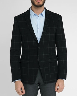Billtornade - Willy Blended Checks Wool Jacket