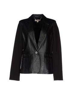 Michael Michael Kors  - Leather Blazer