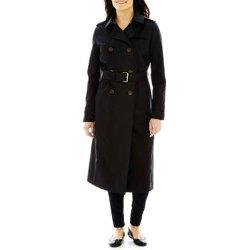 Liz Claiborne - Maxi Trench Coat