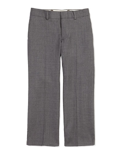 Ralph Lauren Childrenswear - Woodsman Flat-Front Suit Pants