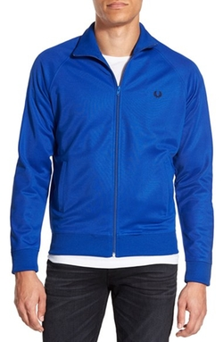 Fred Perry - Zip Front Raglan Track Jacket