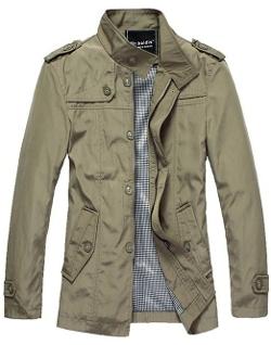 Mr. Want Do - Spring Fashion Jacket