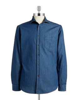 Hudson North - Denim Sportshirt