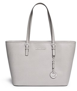 Michael Kors - Saffiano Leather Top Zip Tote