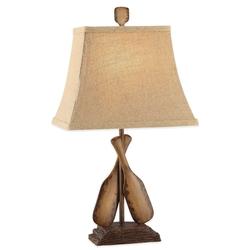 Crestview - Oar Accent Table Lamp
