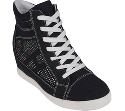 Burnetie - High Top Sneaker