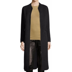 Vince - Wool-Blend Shell Coat