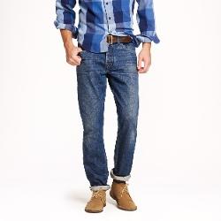 Wallace & Barnes - Slim Selvedge Jeans