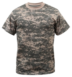 Rothco - Acu Digital Camo T-Shirt