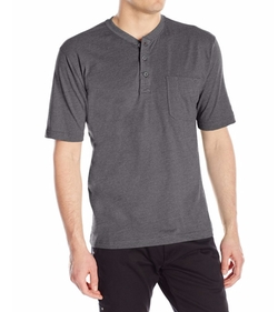 Wolverine - Pocketed Wicking Henley Shirt