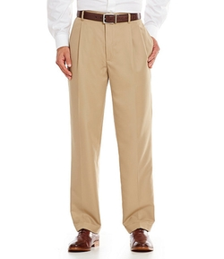 Daniel Cremieux - Signature Pleated Microfiber Pants