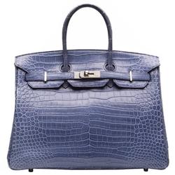 Hermes - Porosus Crocodile Birkin Bag