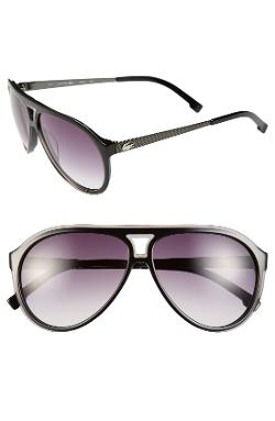 Lacoste  - 59mm Aviator Sunglasses