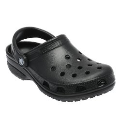 Crocs  - Classic Clogs Black Mens Sandals