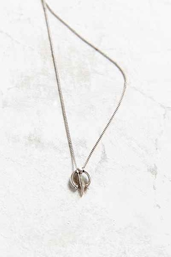 Urban Outfitters - Luv Aj Open Spear Charm Necklace
