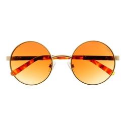 Freyrs Eyewear - Thomas Round Unisex Sunglasses
