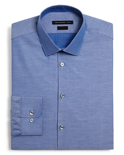 John Varvatos - Chambray Dress Shirt