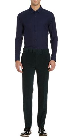 Basco  - Solid Dress Shirt