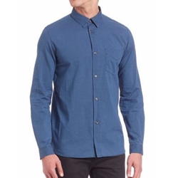 A.P.C. - Solid Chemise Saturday Shirt