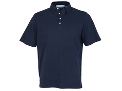 Alexander  - Short Sleeved Pique Polo Shirt