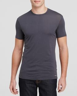Calvin Klein - Modal Crewneck Tee Shirt