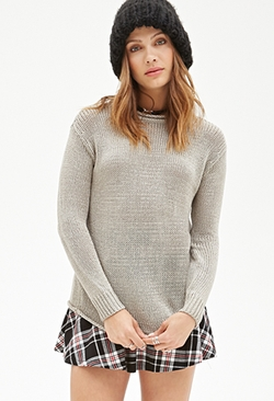 Forever 21 - Ribbed Knit Sweater