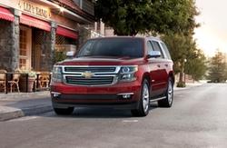 Chevrolet - Tahoe SUV